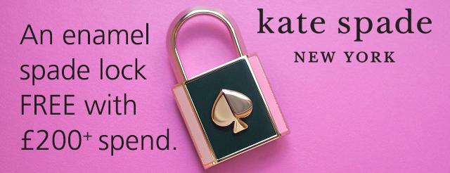 Kate Spade Golden Week offer